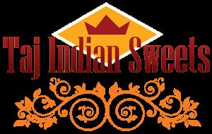 Taj Sweets Logo