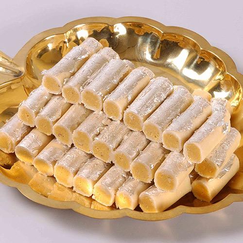 Badam Cassata Roll