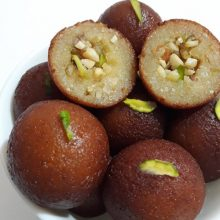 Bhrwa jamun